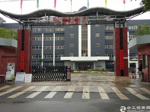 塘厦镇高大尚工业区楼上带装修3900平方出租-图3