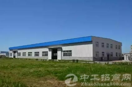 南城镇三元里新空出单一层钢结构2000平厂房出租