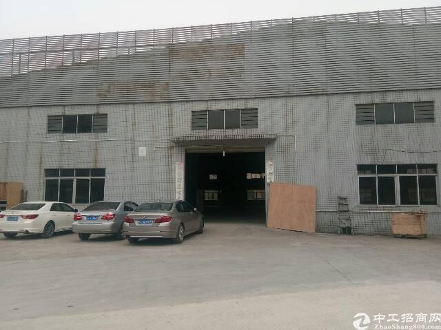 寮步独院单一层钢结构2500方