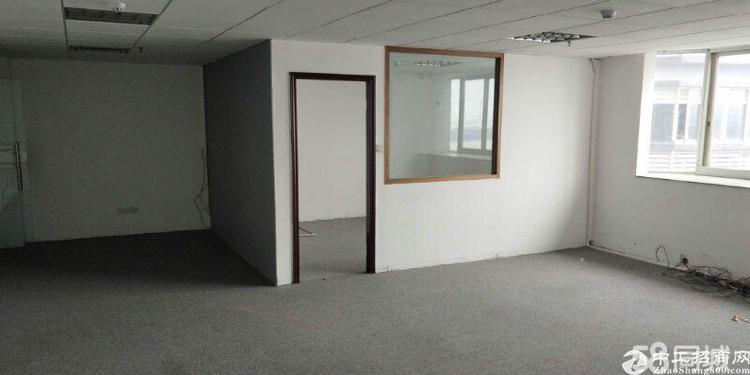 广州黄埔大沙地临港写字楼八楼100平豪华装修