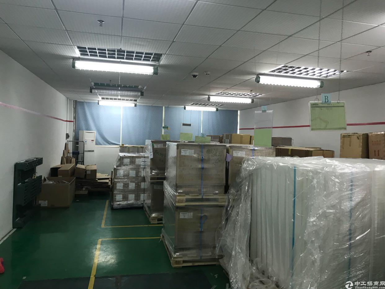 观澜大富工业区840平方豪华装修火爆招租中