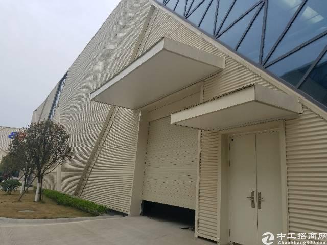 高端工业园区独栋优质厂房带办公-图3