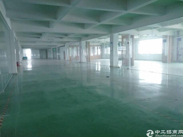 一手房东自建厂房分租3楼整层2300平方,装修水电齐全