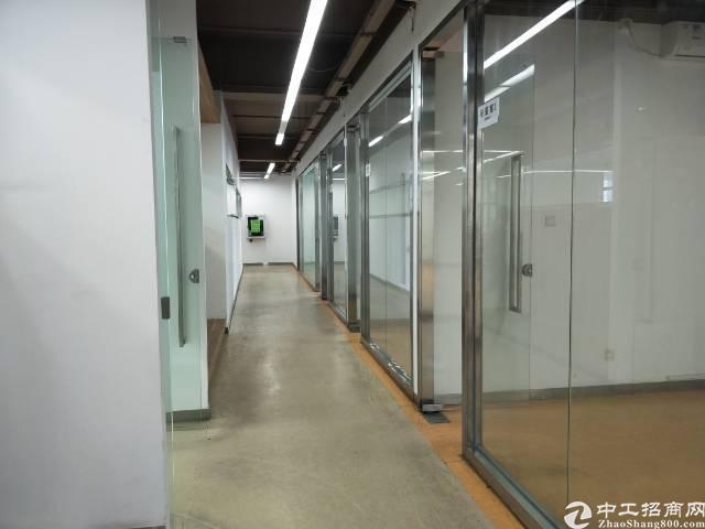 宝安新安高新企业厂房单层面积约两千平米