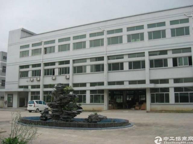 惠州湖镇独院厂房带喷淋12000平