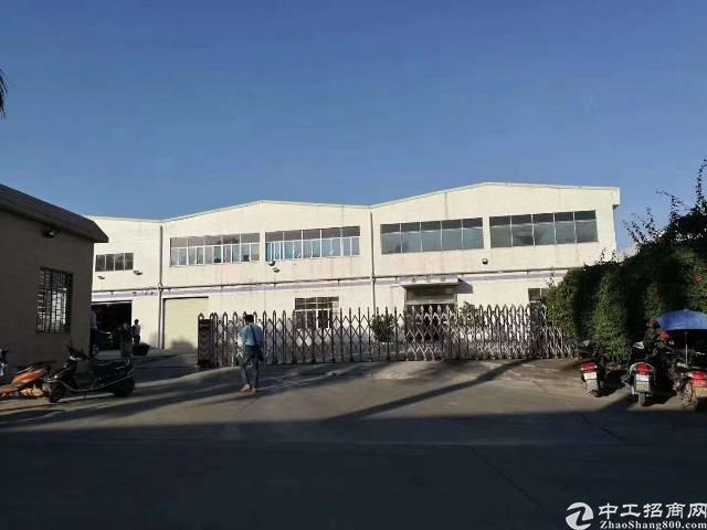 光明区公明玉律独门独院钢构厂房12800平方租金25元-图4