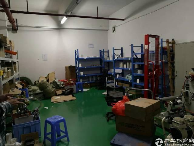 福永沿江高速附近新出1000平带装免转让费厂房-图8