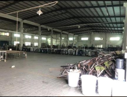 独院厂房出租9米高7700平方钢构厂带牛腿,带隔热层可分