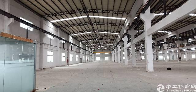 光明区公明玉律独门独院钢构厂房12800平方租金25元-图5