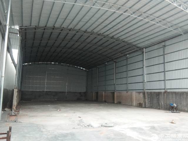 惠州市惠城区标准钢结构厂房出租