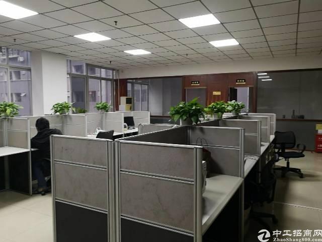 福永沿江高速附近新出1000平带装免转让费厂房-图5