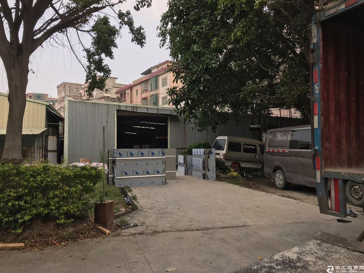 长安国有厂房红本6000平方米独院出售
