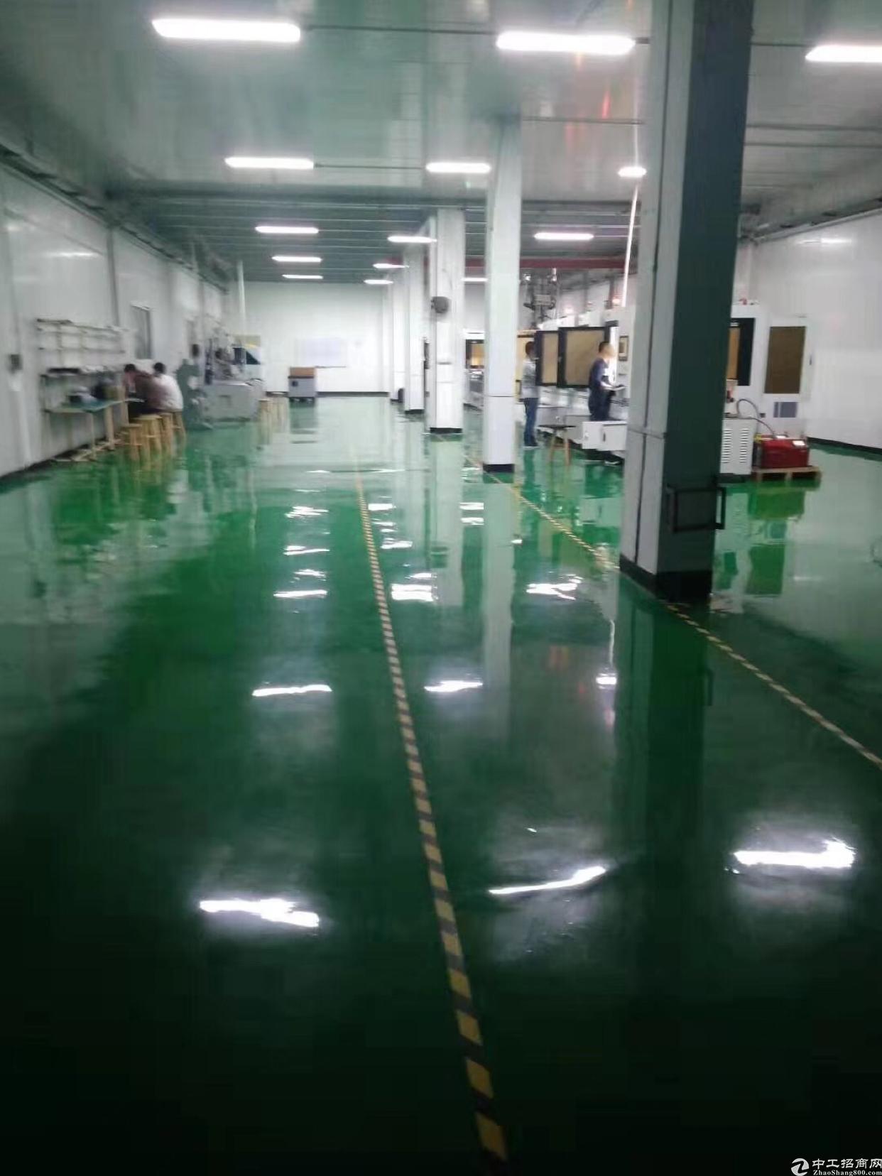沙井107国道边新出单一层标准厂房7500平米-图6