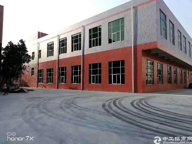 陈江镇新出一楼标准厂房带牛角厂房