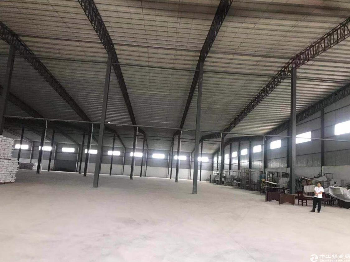 广州市增城区新塘镇高速旁厂房出租-图3