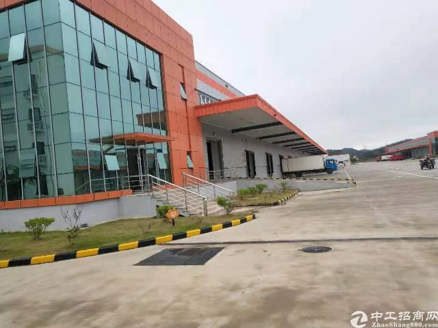 惠州湖镇高台物流仓80000平证件齐全