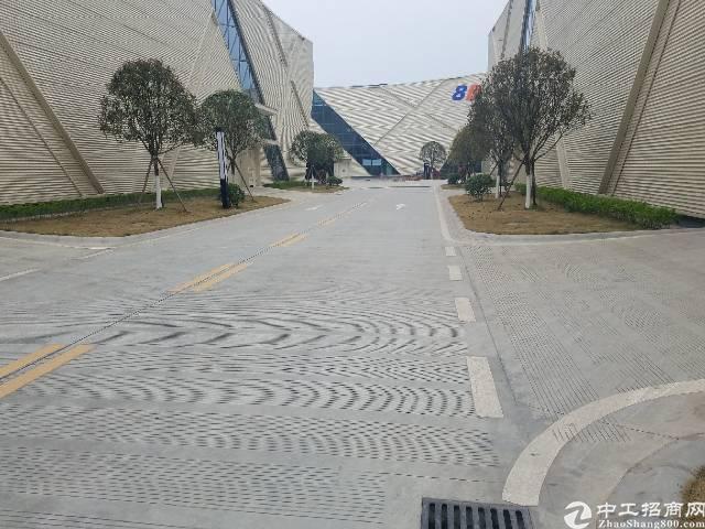 高端工业园区独栋优质厂房带办公