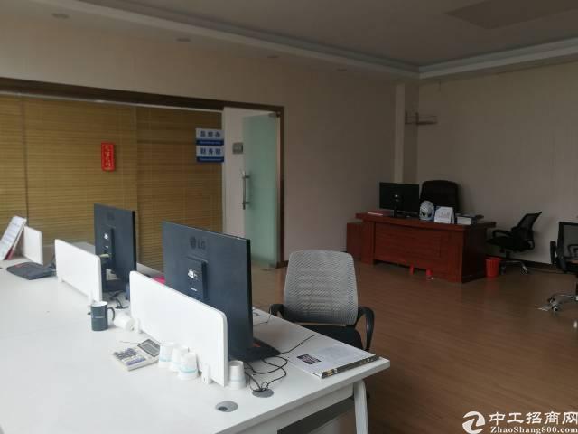 福永塘尾楼上720平方厂房带装修出租