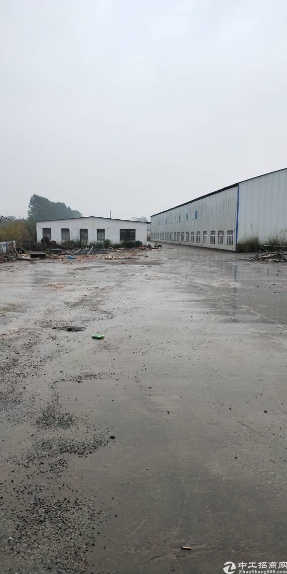 惠州湖镇独院厂房10000平带行车滴水12