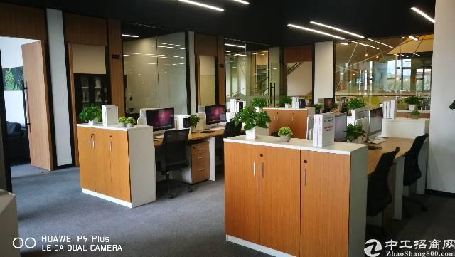 黄埔文冲地铁站精装写字楼出租可拎包入住