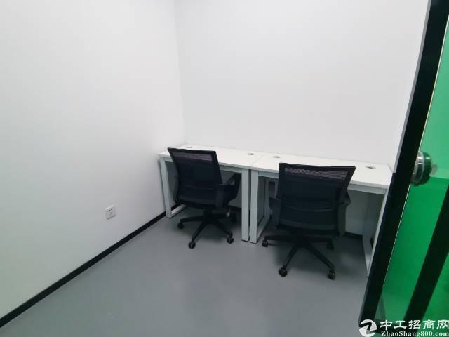 满京华~艺峦大厦共享空间卡位出租可注册