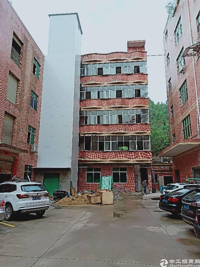 横岗大康工业区大厂房1-5层260每平20元离高速路口近