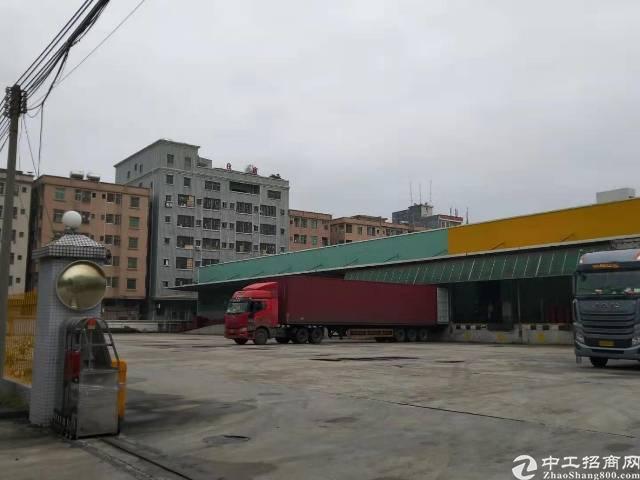 茶山镇生态园大道附近仓库招租