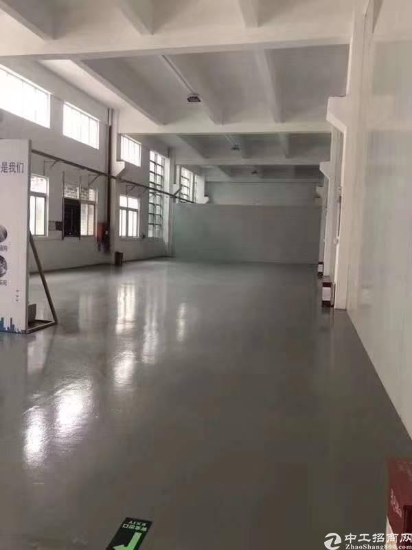 沙井镇沙一松福大道边一楼1800平方带装修厂房出租6米高-图4