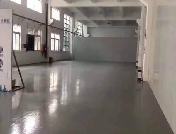 沙井镇沙一松福大道边一楼1800平方带装修厂房出租6米高