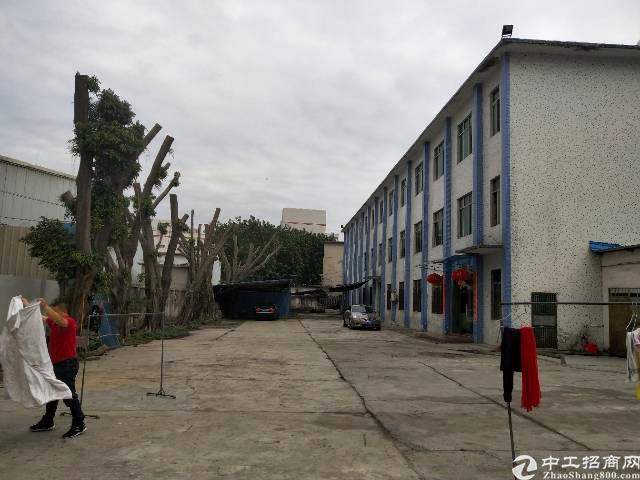 龙岗区平湖新出2800平方独院厂房招租(原房东)