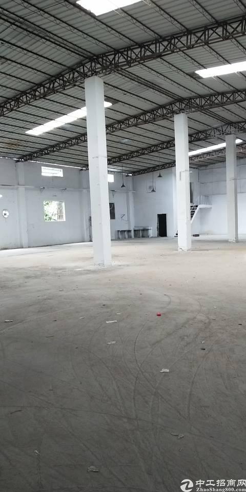 道滘300平米-500平米单一层适合做各类加工、仓库