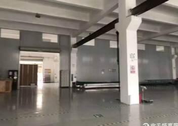 沙井镇沙一松福大道边一楼1800平方带装修厂房出租6米高图片2