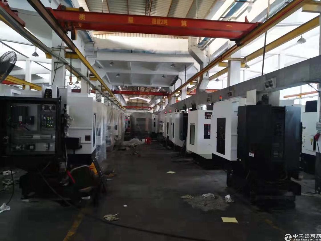 沙井107国道边新出单一层标准厂房7500平米-图3