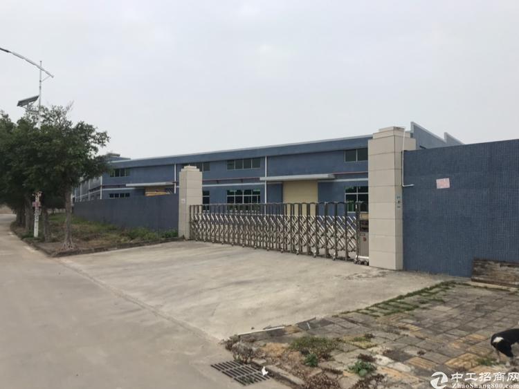 永湖镇独门独院钢构厂房出租证件齐全3000平