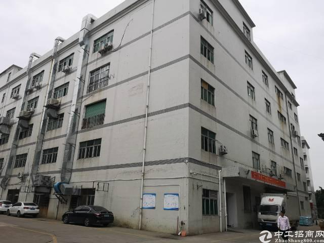 龙华大浪南路工业区楼上750㎡厂房仓库出租
