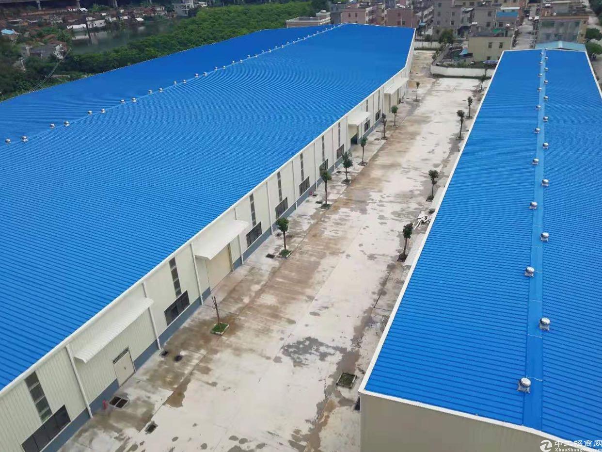 惠州市博罗县园洲超大钢构