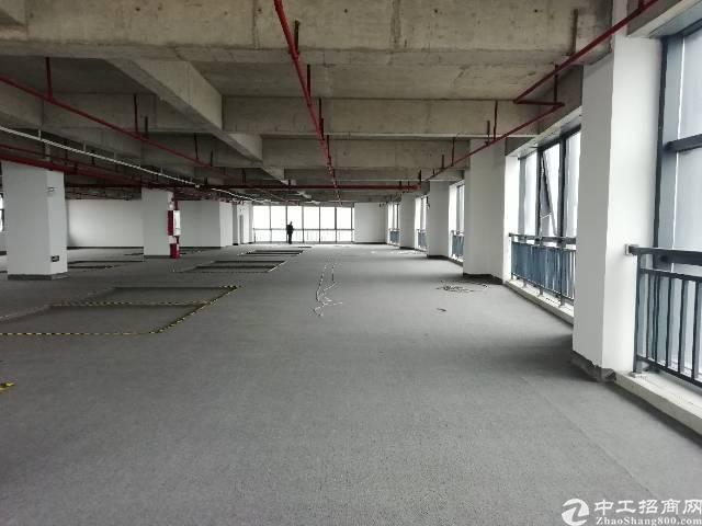 松山湖中心新建写字楼急租价格好谈