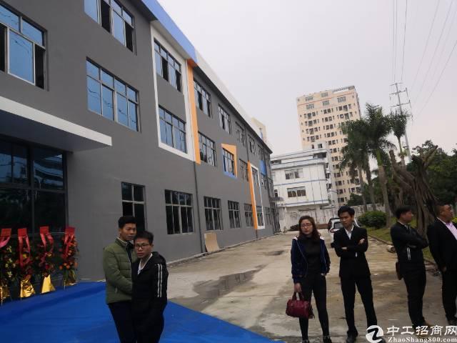 福永凤凰新出高新产业园8100平,园区空地非常大价格非常优势