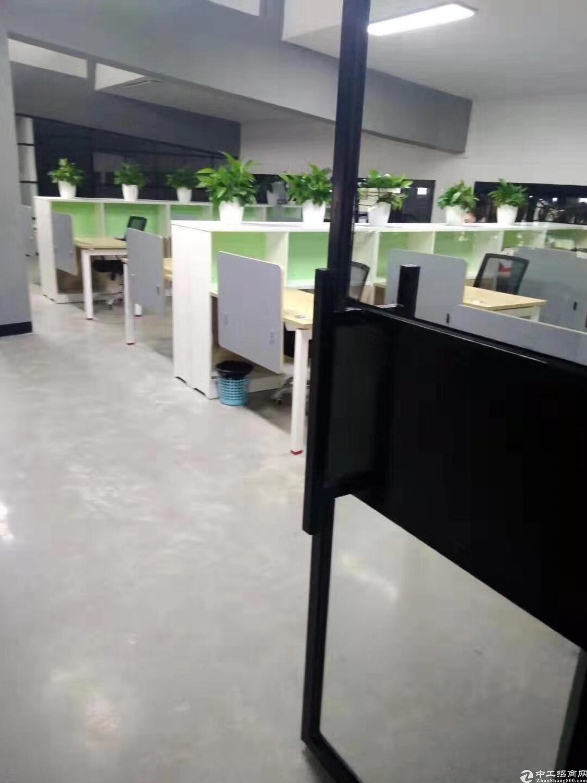 沙井107国道边新出单一层标准厂房7500平米-图2