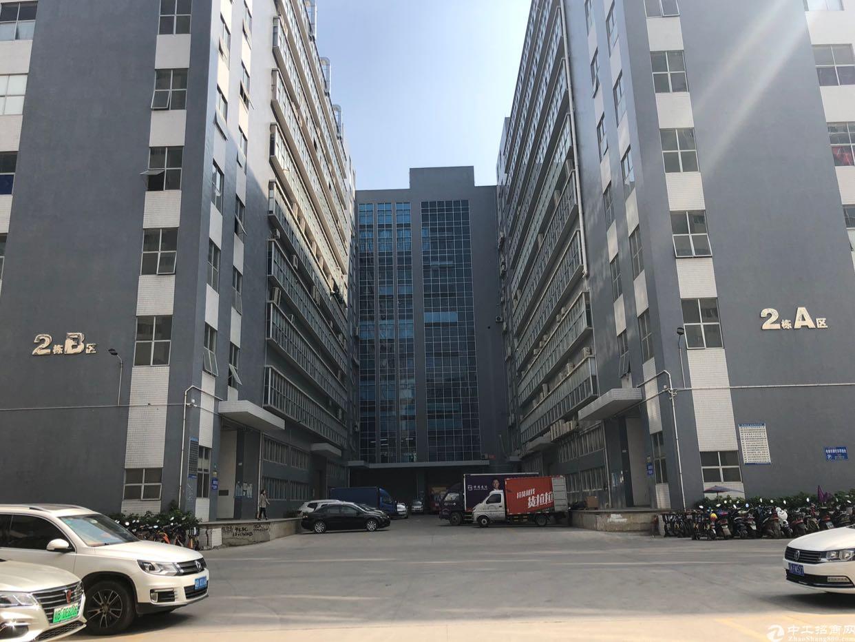 西丽百旺信高新科技园3000平厂房出租