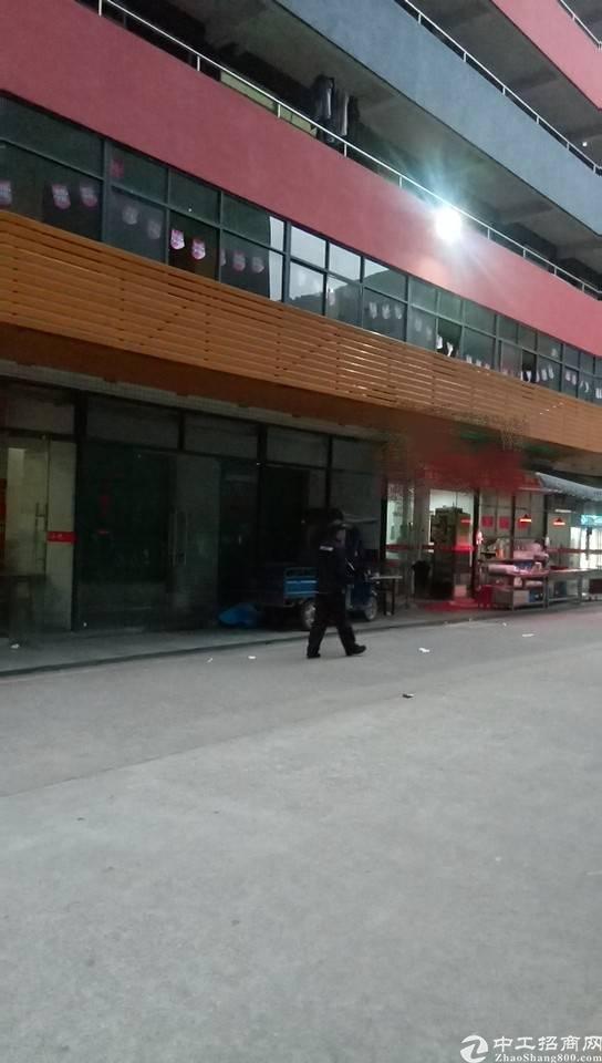 南联大型工业区1楼铺面招租