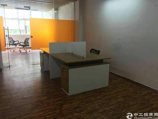 107国道旁带装修家具联合办公室80平