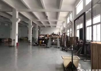 沙井镇沙一松福大道边一楼1800平方带装修厂房出租6米高图片1