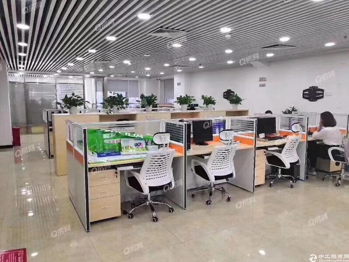 沙井镇中心新出写字楼大小可分租价格便宜
