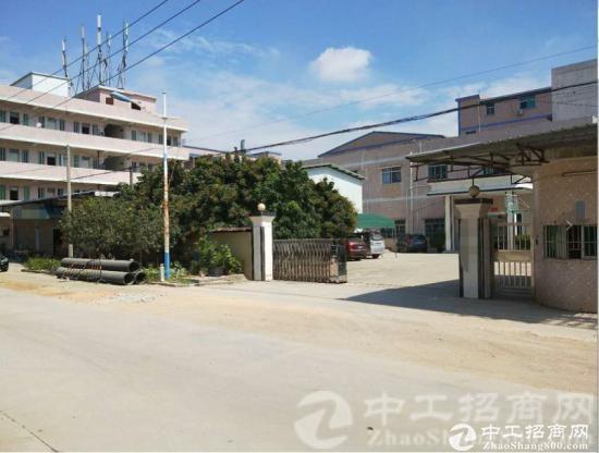 独栋黄江厂房占地3000建筑3800平方米