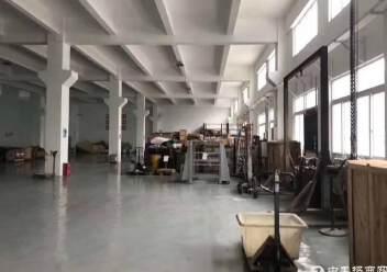 沙井镇沙一松福大道边一楼1800平方带装修厂房出租6米高图片5