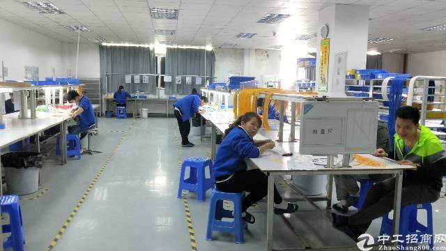 福永地铁口附近楼上精装修厂房800平-图4