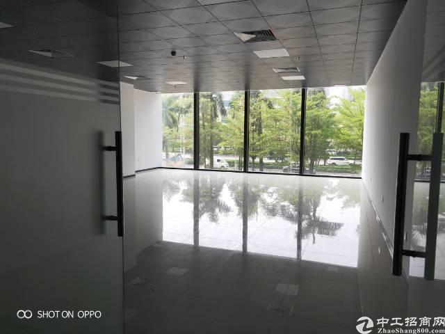 福永桥头精装修写字楼出租大小可分