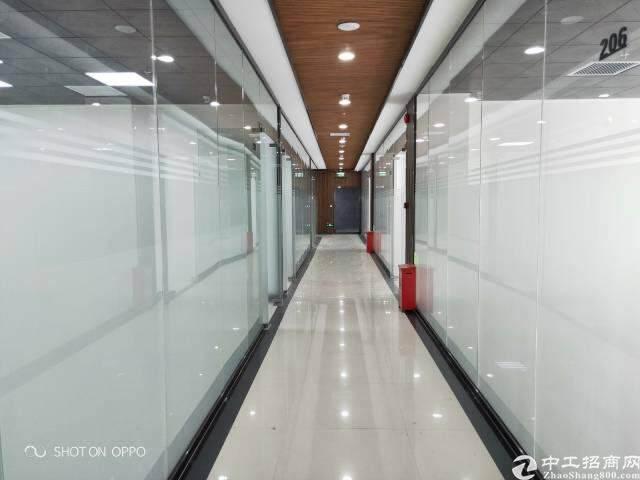 福永桥头精装修写字楼出租大小可分图片5