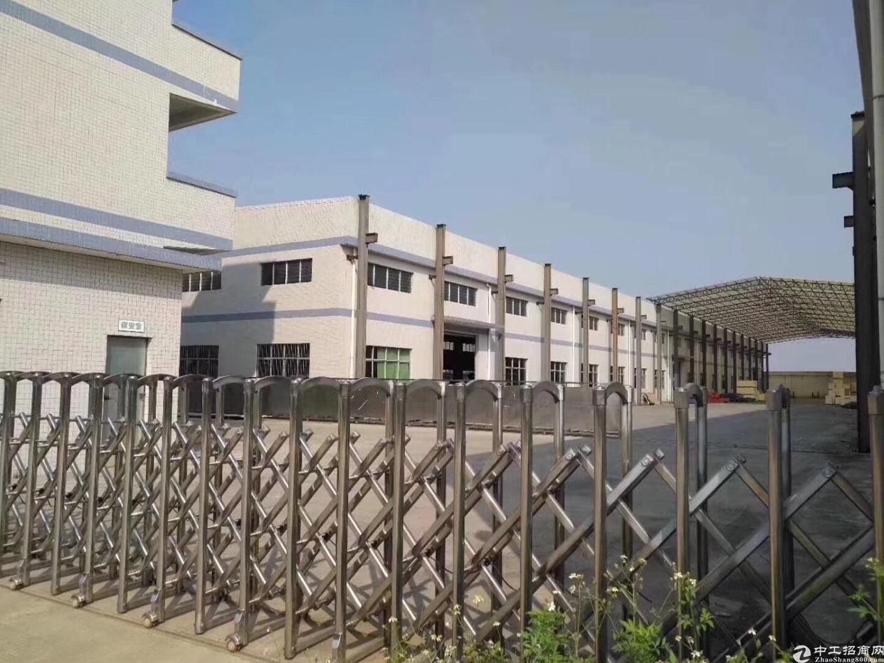 福永二层2500平米带装修小独院出租
